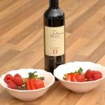 DSC_1283Dessert med vin