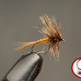 March Brown Barbless